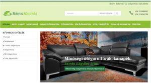 A Bokros Bútorház - az ülőgarnitúra specialista